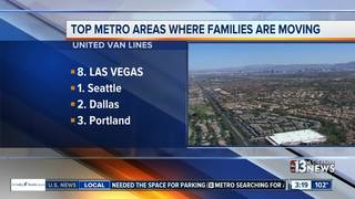 Las Vegas is 8th most popular city to move to