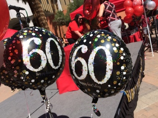 UNLV celebrates 60th birthday