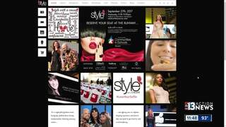 Jenna Doughton hosts Style with a Cause event