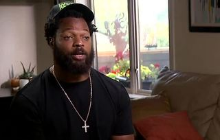 Michael Bennett speaks publicly for first time