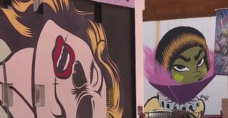 Las Vegas looking for muralists for downtown