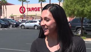 Mom says thief stole from her inside Target
