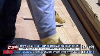 UNLV Solar Decathlon team headed to competition