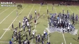 Football teams forfeit over pepper-sprayed brawl