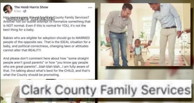 Radio host controversy over same-sex adoptions