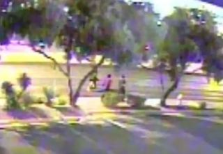 VIDEO: Police seek men who shot woman in 2015