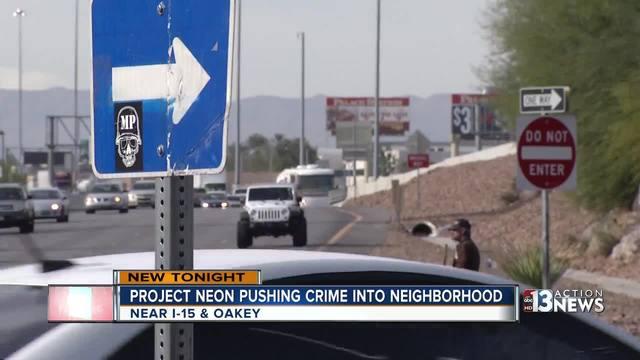 Project Neon blamed for neighborhood crime