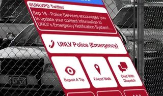 UNLV launches new campus safety app