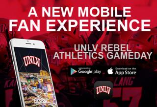UNLV Athletics announces new Gameday app