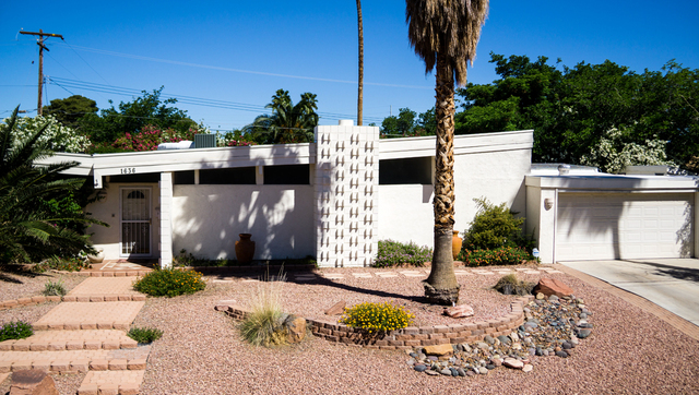 OUR LAS VEGAS: Mid-century homes in Las Vegas