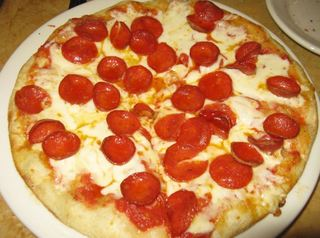 It's National Pepperoni Pizza Day