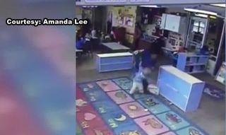 VIDEO: Day care worker apparently drags child