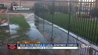 UPDATE: Henderson apartment without water again