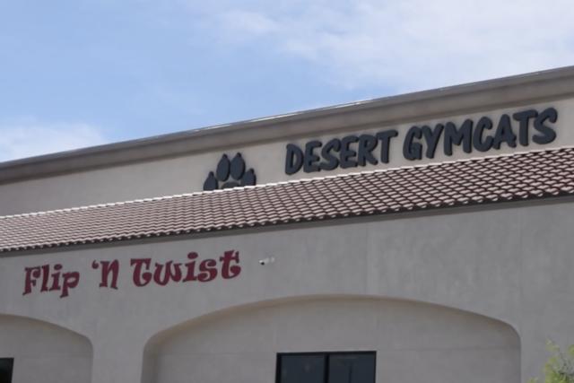 Gymnastics center expands to second building