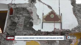 Las Vegas-based ministry collecting donations...