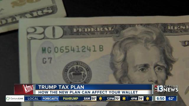 How the Trump Tax Plan could affect you