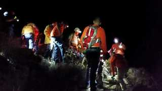 Crews rescue two people in Arizona incidents