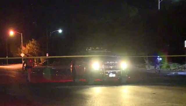 3 boys dead after being hit by vehicle on sidewalk in Nevada