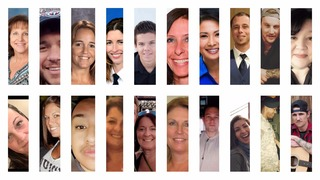 PHOTOS: Victims killed in Vegas mass shooting