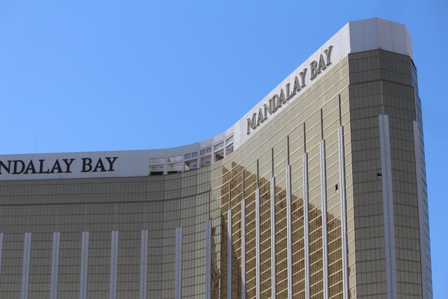 Coroner: Vegas gunman died of self-inflicted gunshot wound