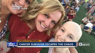 Henderson girl survives cancer and shooting