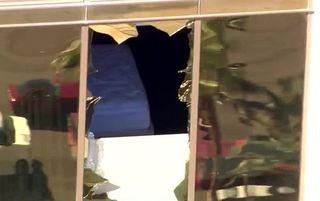 Why did Vegas shooter choose Mandalay Bay hotel?