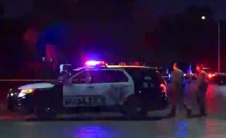 Man shot after threatening cops with pellet gun