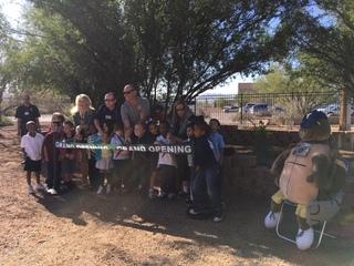 Tortoise welcomed at Henderson Bird Preserve