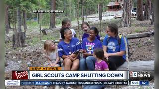 Girl Scouts close doors to Camp Foxtail