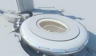 All Net Resort-Arena, Resorts World moving along