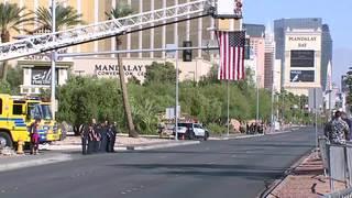 Officer killed in Las Vegas shootings remembered