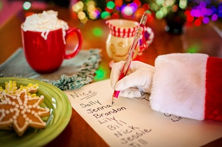 How your child can get a letter from Santa
