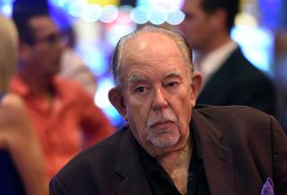 Robin Leach hospitalized in Las Vegas