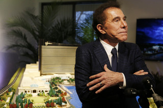 Steve Wynn looks to sell shares of Wynn Resorts