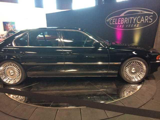 Tupac Shakur S 1996 Bmw For Sale In Las Vegas Denver7
