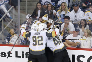 Golden Knights head to the Stanley Cup Final