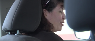 Uber driver carjacked at gunpoint