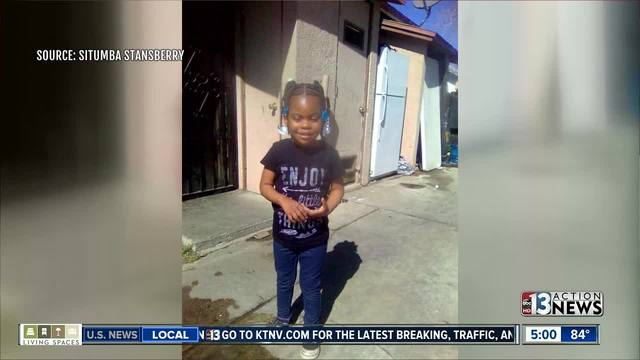 Las Vegas police find body of child in bag after 3-year-old