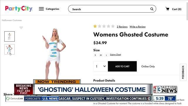 Halloween U0027ghostingu0027 Costume Making Headlines   10News.com ...