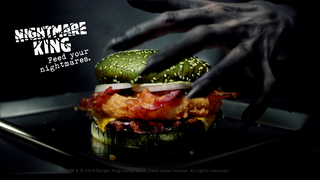 VOTE: Will you try the Nightmare King burger?