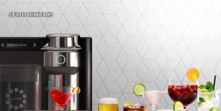 Keurig launches home bar cocktail machine
