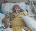 Woman says flu shot sent husband to ICU