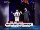 Teens part of 'Rock of Ages' celebration for...