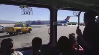 Second aborted Allegiant take-off in two days