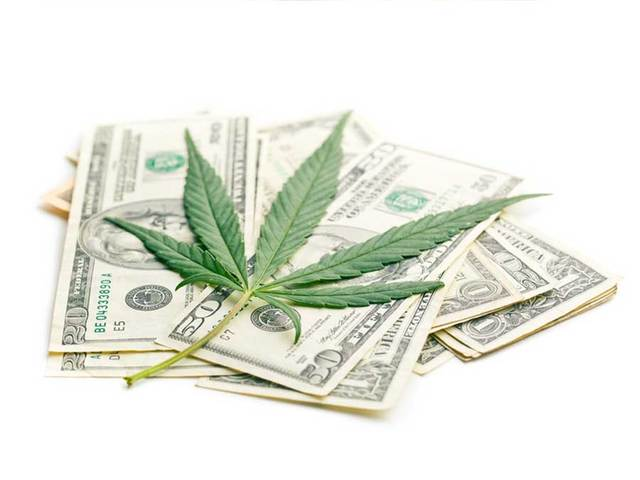 Pot sales start fiscal year with monthly record