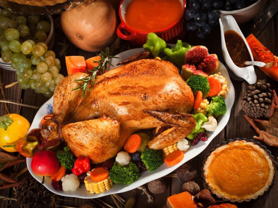 2017 Las Vegas Thanksgiving dining specials