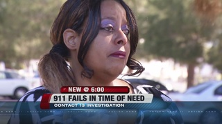 911 caller gets busy signal