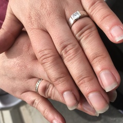 Unexpected charge for wedding ring for couple