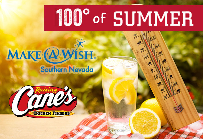 100 degrees of summer