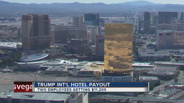 Culinary Announces Settlement With Trump Hotel on Fill Er Up